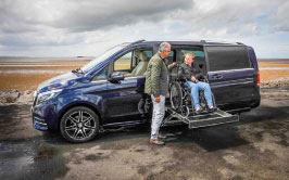 Wheelchair Accessible Vehicles | Lewis Reed Group