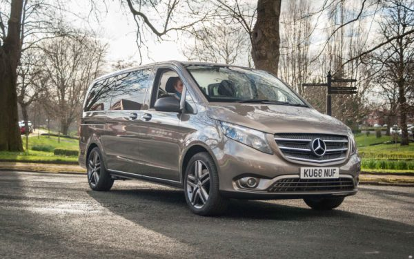 Lewis Reed Group | British Supplier of Wheelchair Accessible Vehicles | Van Wheelchair and Lift | greymerc3