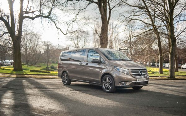 Lewis Reed Group | British Supplier of Wheelchair Accessible Vehicles | Van Wheelchair and Lift | grey merc 2