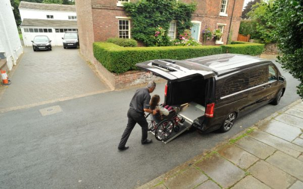 Lewis Reed Group | Wheelchair Accessible Vehicles | Ramp