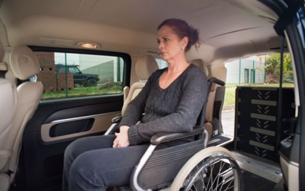 Lewis Reed Group | Wheelchair Accessible Vehicles | Mercedes-Benz V-Class Grande