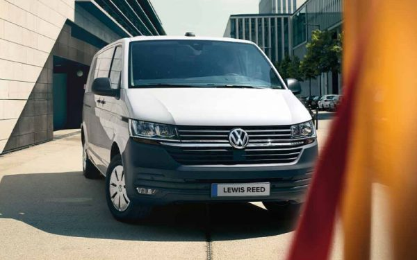 Lewis Reed Group | Wheelchair Accessible Vehicles | VW T6.1 Transporter