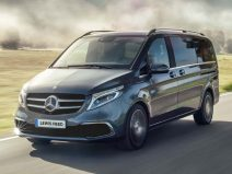 Lewis Reed Group | Wheelchair Accessible Vehicles | Mercedes-Benz V-Class AMG