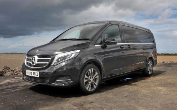 Lewis Reed Group | Wheelchair Accessible Vehicles | Merecedes-Benz V-Class AMG