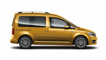 Lewis Reed Group | Wheelchair Accessible Vehicles | sandstorm yellow