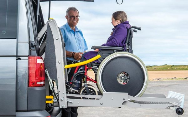 Lewis Reed Group | Wheelchair Accessible Vehicles | VW T6.1 Shuttle SE Lift
