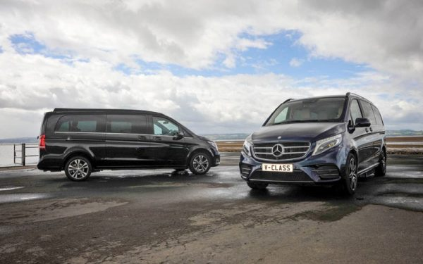 Lewis Reed Group | Wheelchair Accessible Vehicles | Merecedes-Benz V-Class Grande