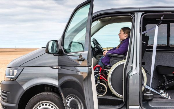 Lewis Reed Group | Wheelchair Accessible Vehicles | VW T6.1 SE