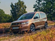 Lewis Reed Group | British Supplier of Wheelchair Accessible Vehicles | VW Caddy Maxi