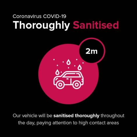 Wheelchair Accessible Vehicles   Lewis Reed Group   Covid sanitised