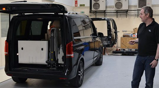 Wheelchair Accessible Vehicles | Lewis Reed Group | WAV