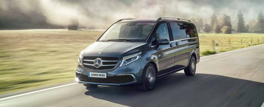Wheelchair Accessible Vehicles | Lewis Reed Group | Mercedes-Benz van