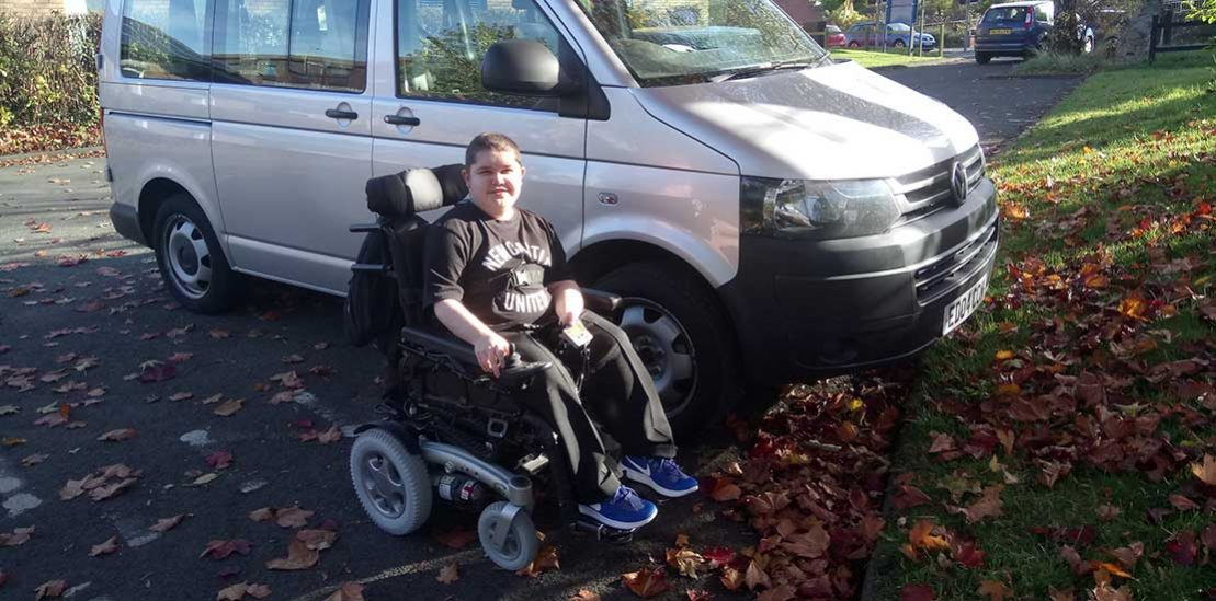 Lewis Reed Group | British Supplier of Wheelchair Accessible Vehicles | Van Wheelchair and Lift | ed