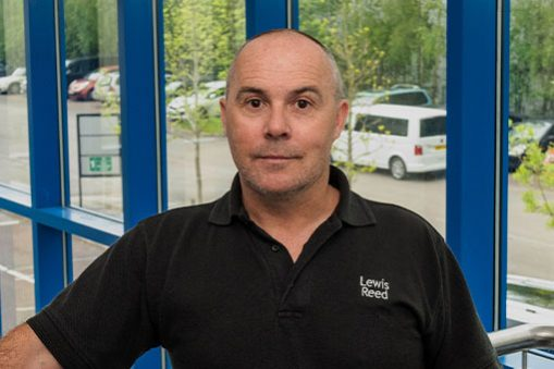 Lewis Reed Group   British Supplier of Wheelchair Accessible Vehicles   Van Wheelchair and Lift   darrenn