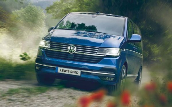 Lewis Reed Group | Wheelchair Accessible Vehicles | VW T6.1 SE Drive From