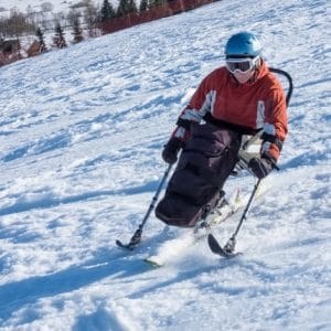 plier of Wheelchair Accessible Vehicles | Accessible Skiing