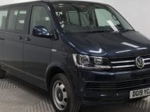 Lewis Reed Group | British Supplier of Wheelchair Accessible Vehicles | VW T6 Shuttle SE