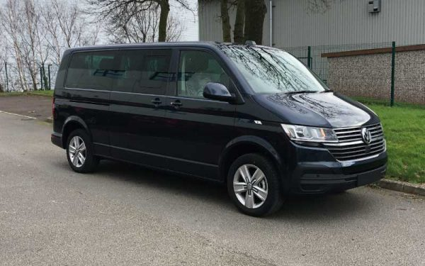 Lewis Reed Group | British Supplier of Wheelchair Accessible Vehicles | VW T6.1 Shuttle