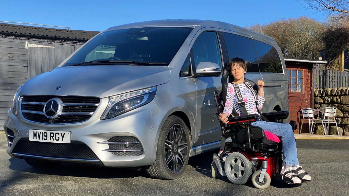 Lewis Reed | Wheelchair Accessible Vehicles | SK