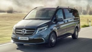 Lewis Reed Group | British Supplier of Wheelchair Accessible Vehicles | Mercedes-Benz V-Class