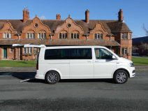 Lewis Reed Group | British Supplier of Wheelchair Accessible Vehicles | Caravelle Executive