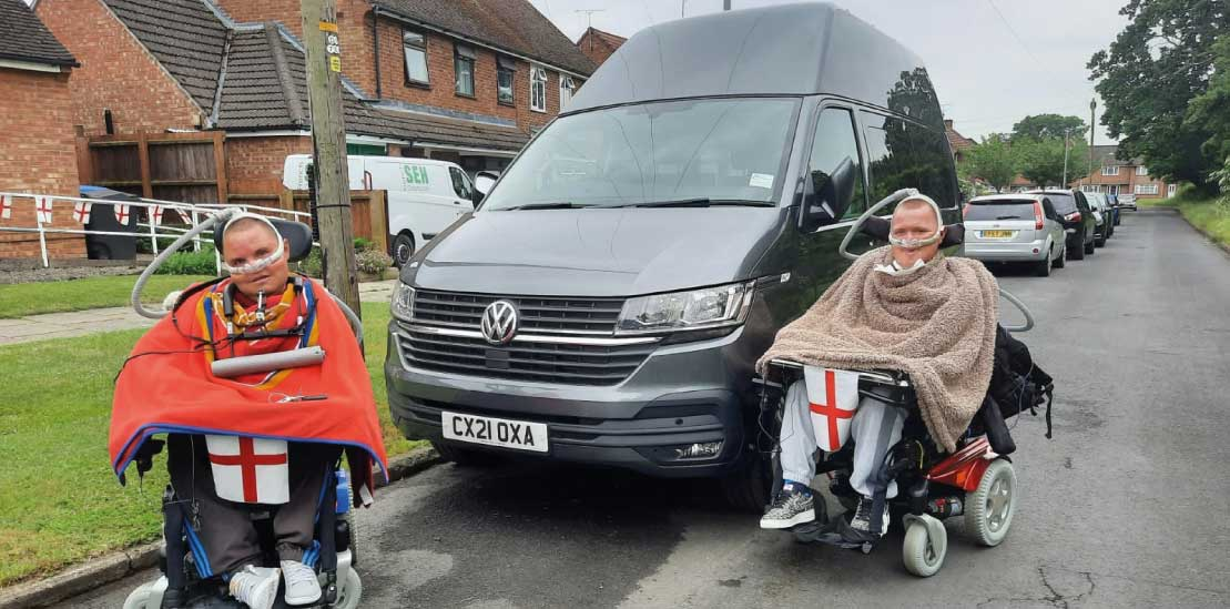 Lewis Reed Group | British Supplier of Wheelchair Accessible Vehicles | Clients and VW WAV